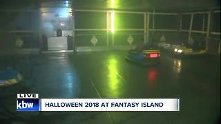 Fantasy Island brings Halloween twist to rides