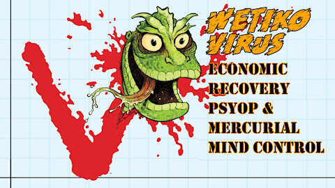 V Shaped Recovery Nonsense | MONEY MAGIC Misdirection | Jesuit FOX Faction THETA Frequency FAKE-OUT