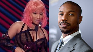 Nicki Minaj Shoots her Shot At Michael B Jordan As Tekashi69 Reignites Cardi B Feud