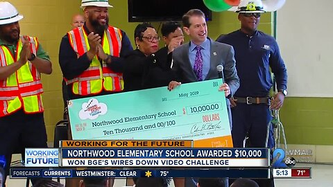 Northwood Elementary wins 2019 Wires Down Video Challenge
