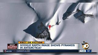 Pyramids in Antarctica? - Video