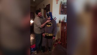 The New Batman Is A Bit Clumsy - Video
