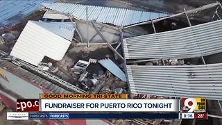 Puerto Rico benefit - Video