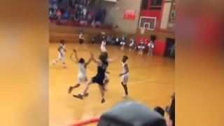 Mill Valley basketball wins on buzzer beater - Video