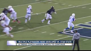 Boise State adding more offensive weapons - Video