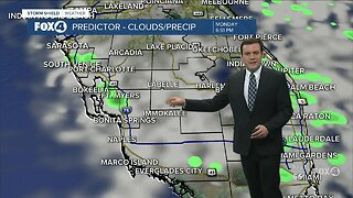 Forecast: Monday will be warmer with highs in the mid 80s