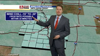 Mark's Evening Forecast