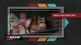 National Prescription Drug Take Back Day 2017 - Video
