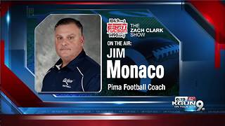 Pima Football Coach Jim Monaco: We didn't have a relationship with Arizona - Video