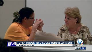Martin County holds open house to improve community - Video