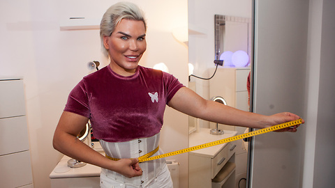 Rodrigo Alves Has FOUR Ribs Removed | HOOKED ON THE LOOK