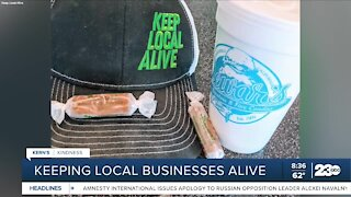 Kern's Kindness: Keep Local Alive