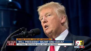 Will President Trump end DACA? - Video