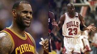 Michael Jordan REFUSES to Rank LeBron James Over Kobe Bryant - Video