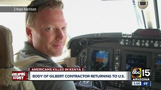 Valley man among victims in deadly Kenya military base attack
