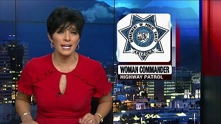 DPS welcomes first female commander for highway patrol