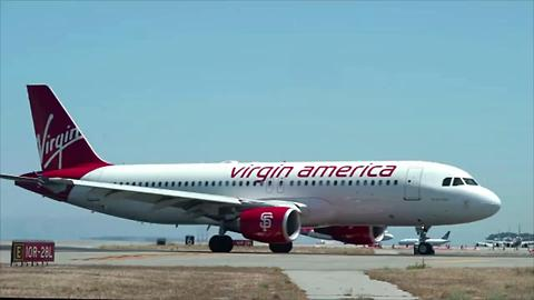 Saying Goodbye to Virgin America on the Airline's Final Flight