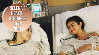 Selena Gomez had a kidney transplant & no one knew - Video