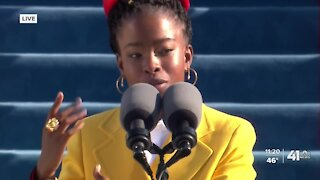 WATCH: Inaugural Poet Amanda Gorman reads stirring poem
