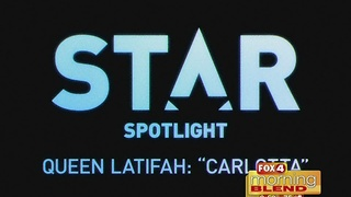 Star Queen Latifah 1/3/17 - Video