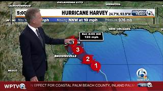Hurricane Harvey - Video