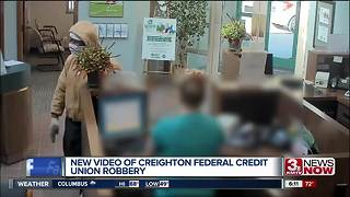 Police make arrest in bank robbery - Video