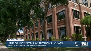 The end of Arizona eviction protections is looming