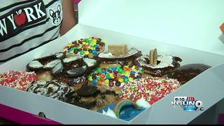 Amy's Donuts opens in Tucson - Video
