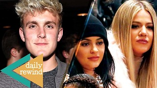 Jake Paul Using the N Word, Khloe Kardashian's AWKWARD Delivery Room Story with Kylie Jenner DR