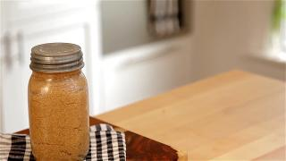 How to Make Homemade Beer Mustard - Video