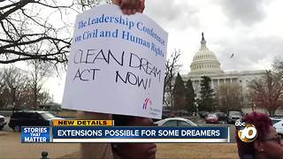 Extensions possible for DACA recipients - Video