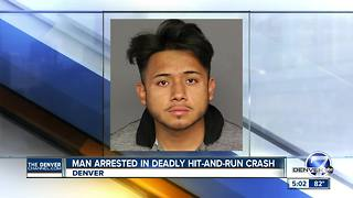 Man, 20, arrested in deadly hit-and-run near 14th and Franklin - Video
