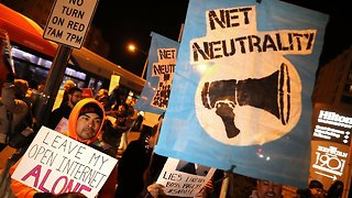 Tech Giants Including Netflix And Amazon Join Fight For Net Neutrality - Video