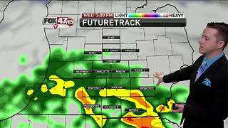 Dustin's Forecast 10-9 - Video