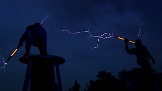 Epic Lightning Fight - Video