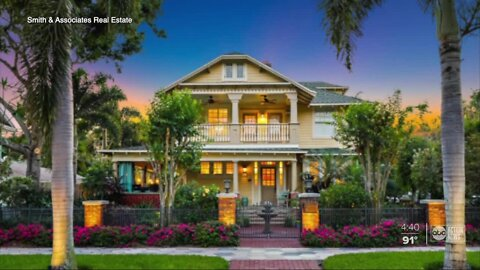 2 Tampa Bay area homes chosen as finalists in HGTV's 'Ultimate House Hunt'