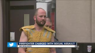 MFD employee charged with sexual assault - Video