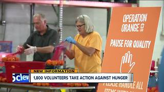 How Akron is fighting hunger in a big way - Video