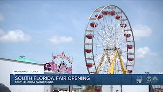 South Florida Fair held in May for first time ever