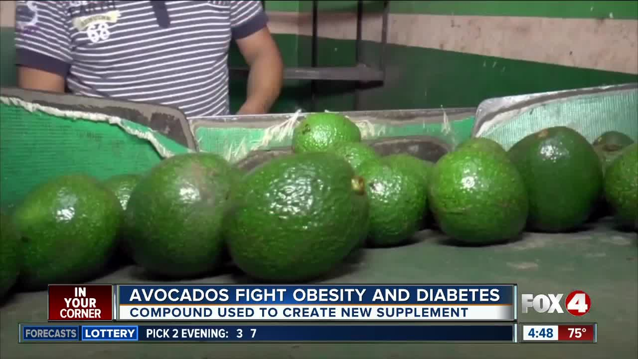 Research shows Avocados fight obesity and diabetes