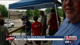 Eagle Scout project helps OPD