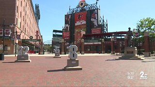 O's hold home opener to empty crowd amid pandemic