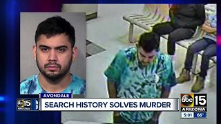 Suspect in Avondale homicide from March arrested - Video