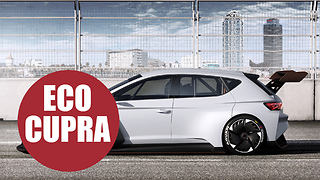 First ever electric touring car is quicker than most supercars - Video
