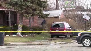 Suspect in shooting, kidnapping & carjackings in metro Detroit is dead - Video