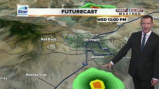 13 First Alert Las Vegas weather August 1st morning - Video