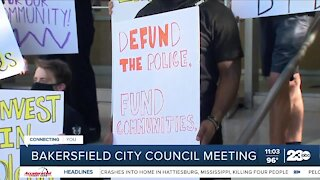 City budget proposal includes increase in policing budget, locals react