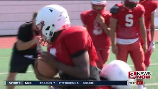 OSI Prep Pigskin Preview: Omaha South - Video
