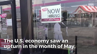 Breaking: Unemployment Rate Falls Again, Ties Lowest In 50 Years - Video