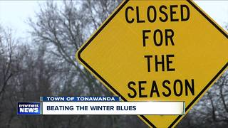 Beating the winter blues - Video